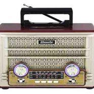 اسپیکر رادیویی مکسیدر مدل (MX-RA1224 (AM06