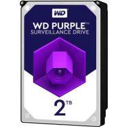 هارد دیسک وسترن دیجیتال بنفش 2 ترابایت